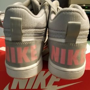 Girls Nike High Top Sneakers